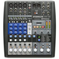Aimee's Presonus USB NEW MIXER