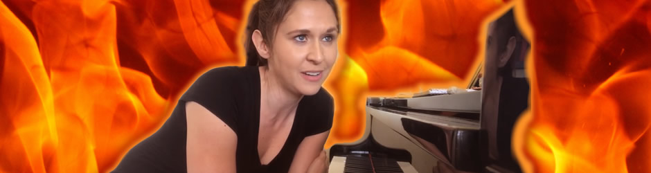 Aimee Nolte: Light my Fire - Jazz cover