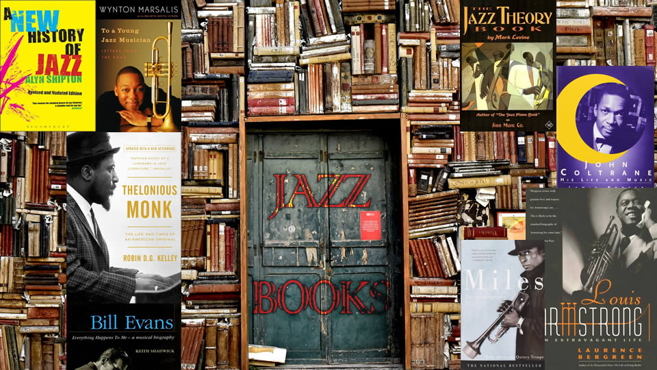 Recommended Jazz Books
