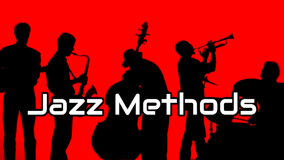 Recommended Jazz Methods