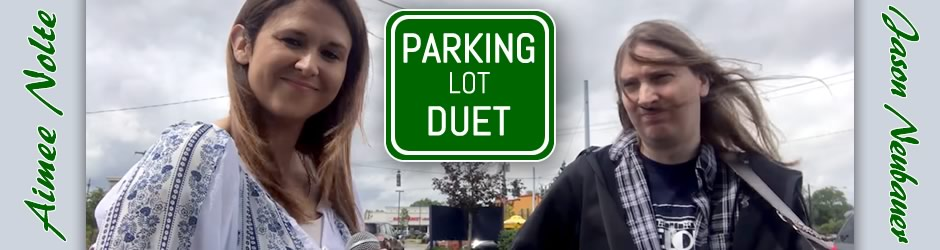 Aimee Nolte Parking Lot Duet With Jason Neubauer