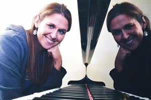 Aimee Nolte - Piano and singing teacher