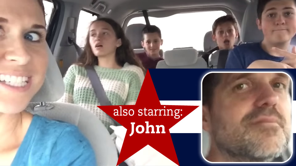 Noltes On The Road: Family A Capella