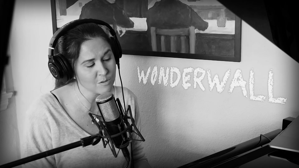 Aimee Nolte - Wonderwall Cover [Free MP3]