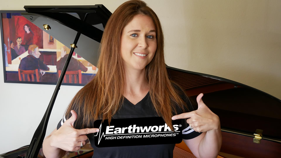 Earthworks live test