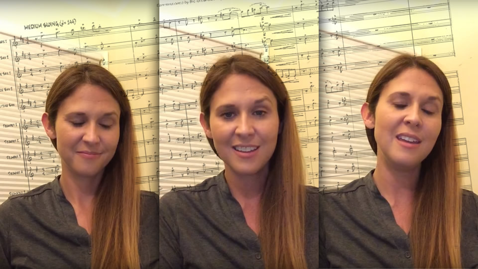 Have You Met Miss Jones - Aimee's Solo Transcription