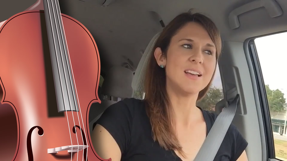 Practice in your car: Singing Bass Notes