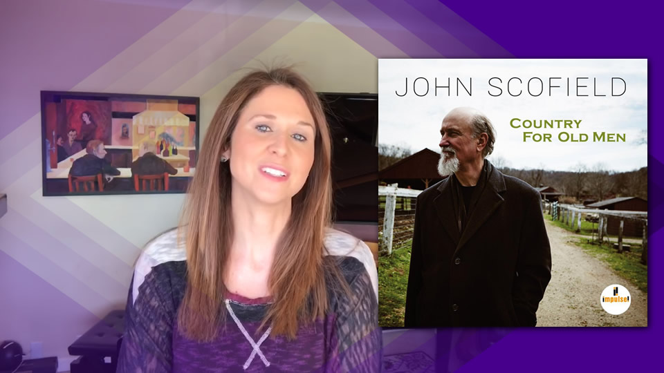 A Track And A Lick: John Scofield