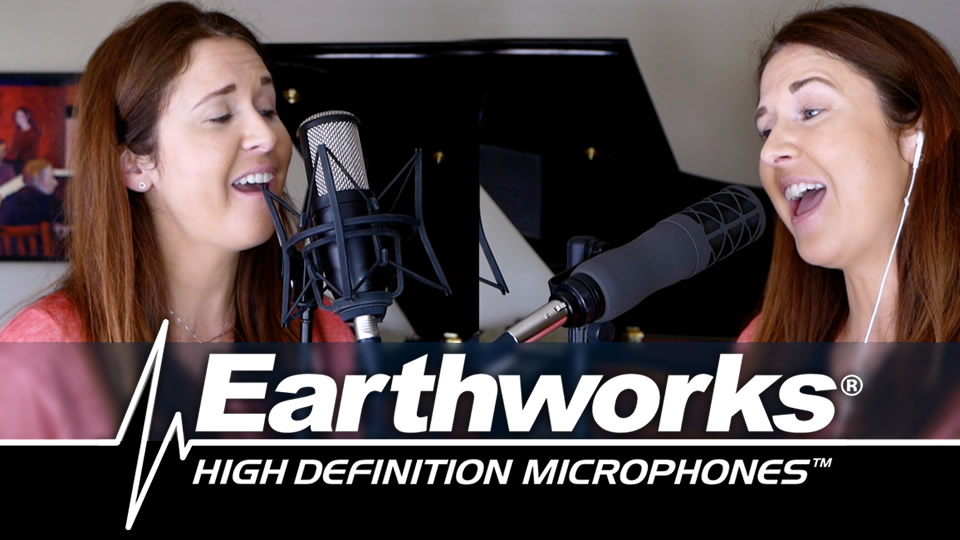 Endless Love For The Earthworks SV33 microphone