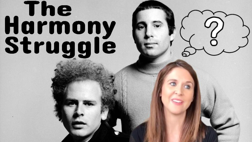 Simon And Garfunkel: The Harmony Struggle