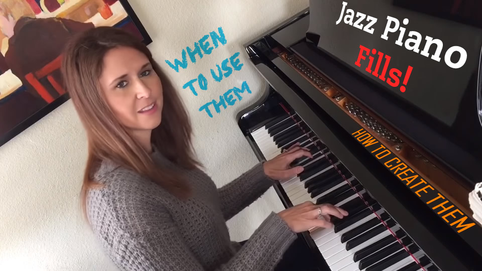 Jazz Piano Fills: When To Use Them And How To Create Them