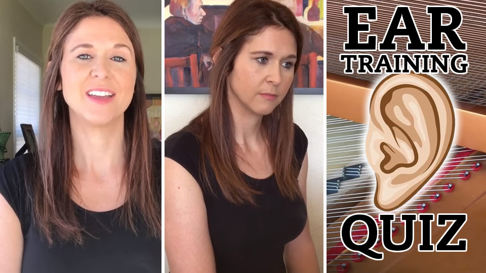 Ear Training Coaching, Ear Training QUIZ