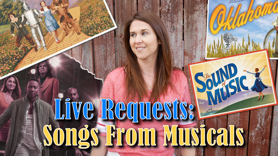 Live Requests: Songs From Musicals