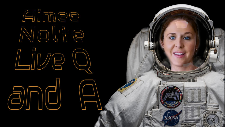 Aimee Nolte: Live Q and A