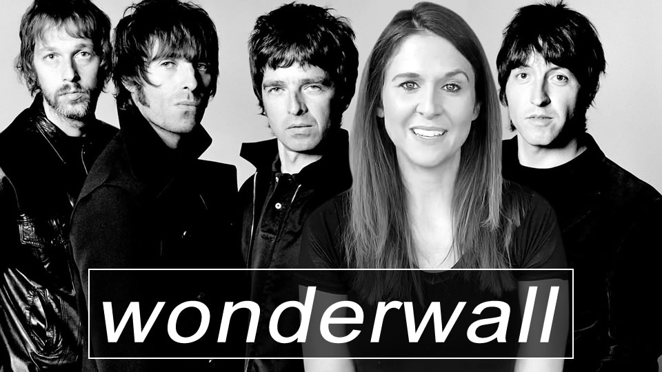 2nd cover of Wonderwall