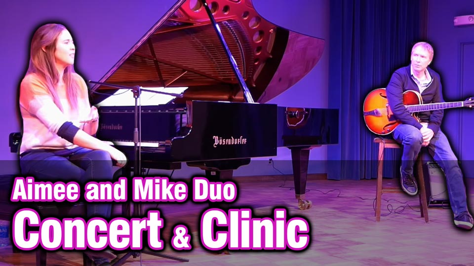Mike Scott and Aimee Nolte Duo Concert