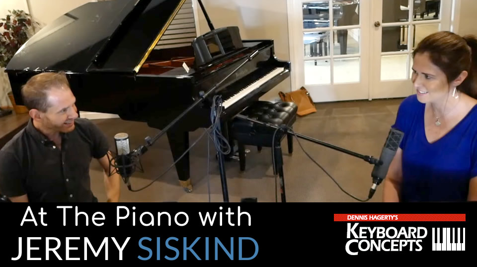 At The Piano with Jeremy Siskind