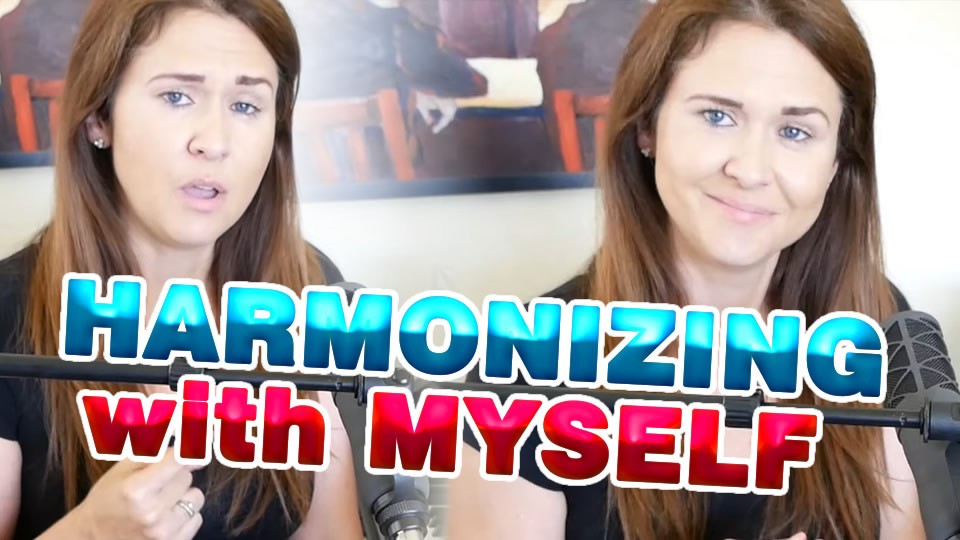 Harmonizing With Myself - My Romance
