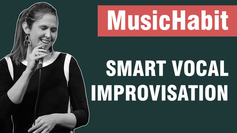 My First Online Course! Smart Vocal Improvisation