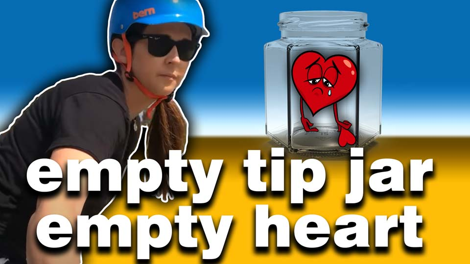 Empty Tip Jar/Empty Heart