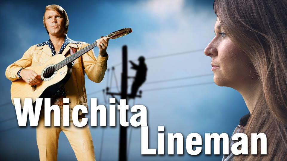 Wichita Lineman - Vocal/Piano/Guitar Cover Aimee Nolte
