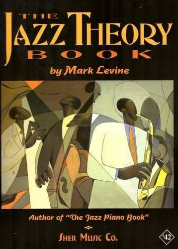 Jazz Theory Book -  Mark Levine