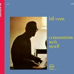 Bill Evans: Conversations With Myself