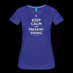 freakin-swing-white-womens-premium-t-shirt