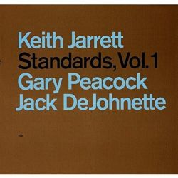 Keith Jarrett: Standards Vol 1